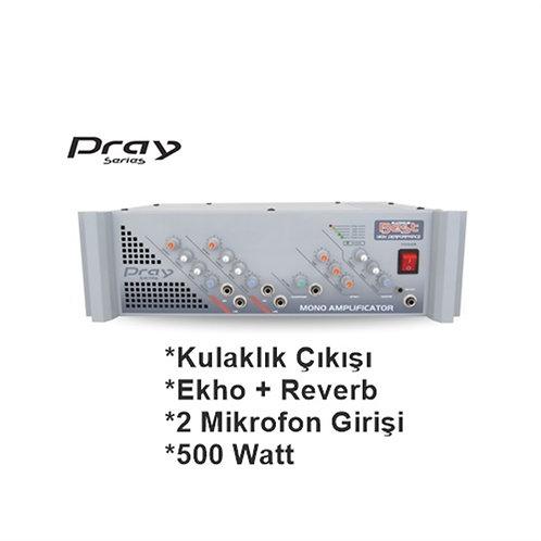 Best Harmony ANPR500 Mono Minare Anfisi 500 Watt Ekho + Kulaklık Çıkışı