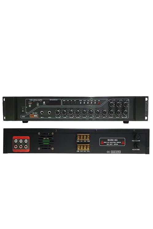 Hepa-Merz Hm-3002 3 Bölgeli Anfi 300 Watt Trafolu Usb (3x100w)