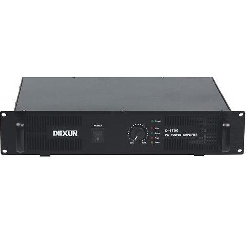 Dexun d1300 power anfi - 100v hat trafolu 300 watt özellikleri 300w 70v-100v hat