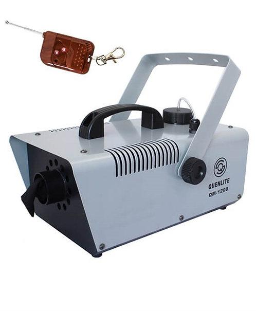 Quenlite QM-1200 Kar Makinası 1200 Watt Uzaktan Kumandalı