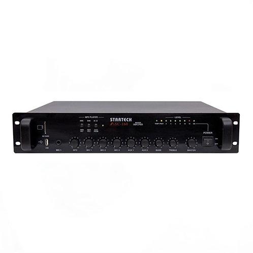 Startech ASC-160 Anfi Mikser 160 Watt 100 Volt USB/SD