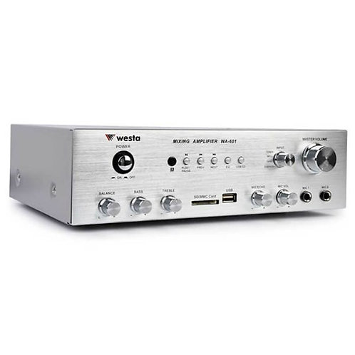 Westa WA-601S Anfi 2x35 Watt Usb/Sd/Mp3