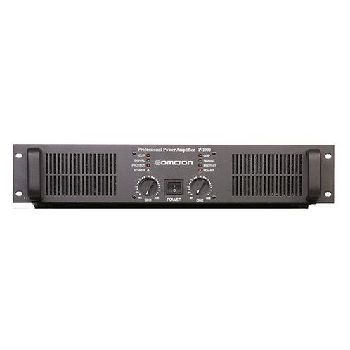 Startech Omcron P-1000 Power Anfi 2x500 Watt