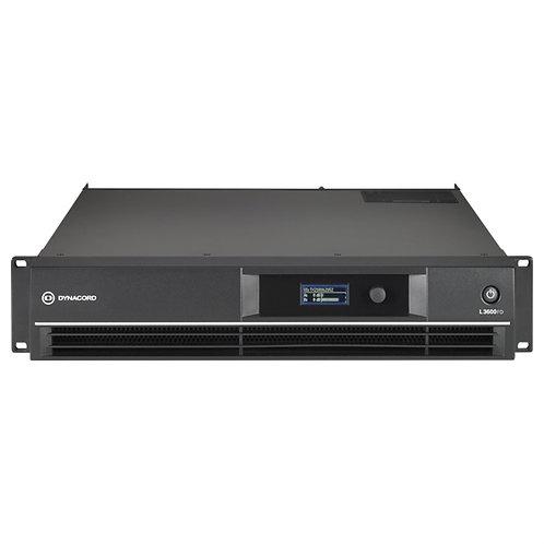 Dynacord L3600FD-EU - Dsp Power Anfi 2x1800 Watt
