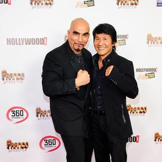 Phil Tan - Actor Stunt Man & Martial Artist