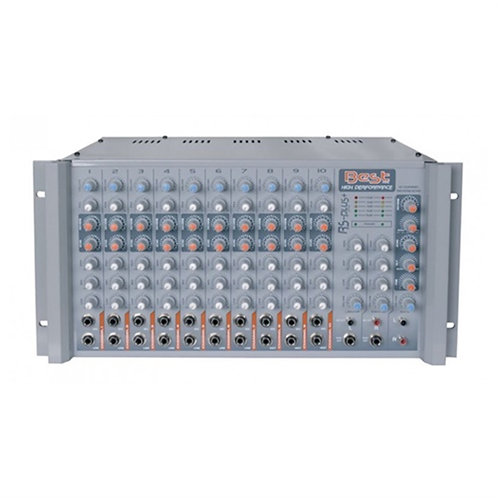 Best Grand AN500RS Anfi 2x500 Watt 10 Kanal Reverb
