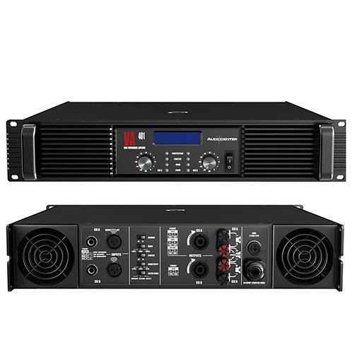 Audiocenter VA-401 Power Anfi 2x600 Watt
