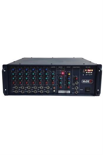 Midex MC-400 Power Mikser Anfi Ekholu 400 Watt Usb Bt