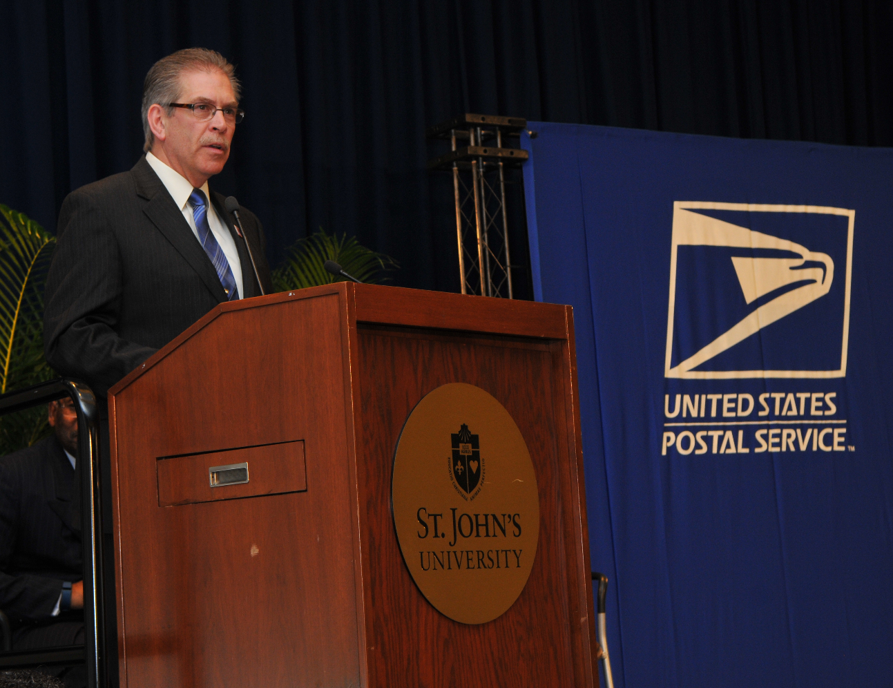 Richard P. Uluski, USPS Vice President Northeastern Area Operations