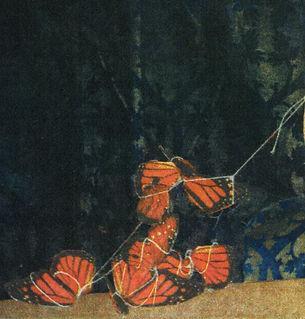 Lump Slump (detail). Photopolymer gravure. 2003