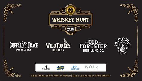 Whiskey Hunt 2019