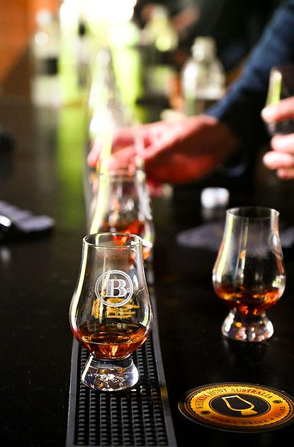 Barton Distillery WHA barrel pick