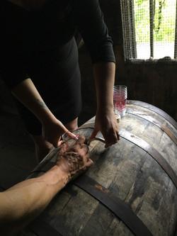 Barrel Taste