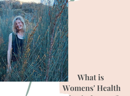 What is Women's HealthPhysiotherapy and how can it help me?