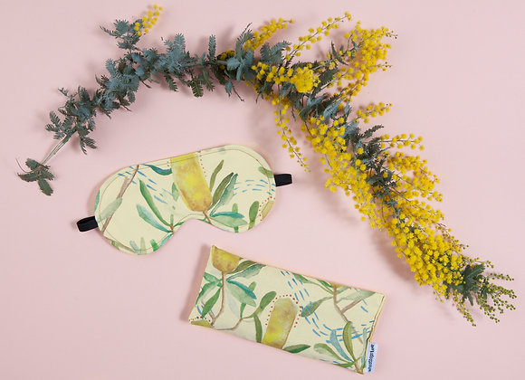 Banksia Eye Pillow