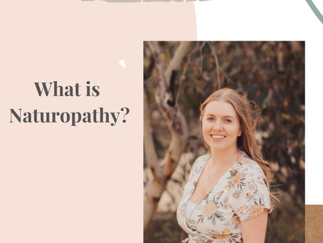 What is Naturopathy ? How can it help me?