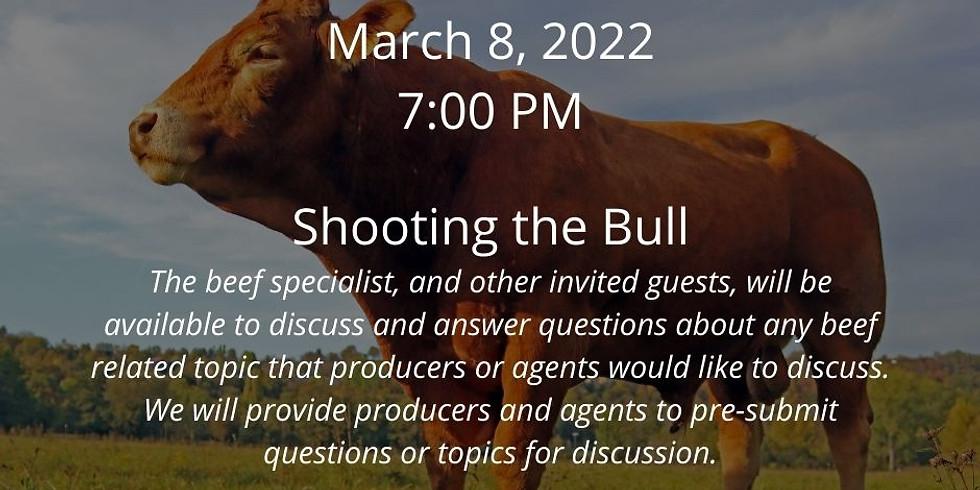 Beef Webinar Series: Shooting the Bull