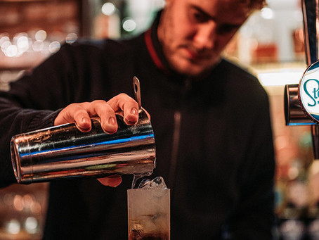 Cocktail Menu Launches Tomorrow