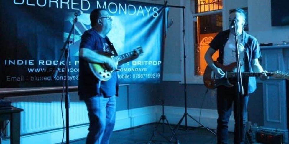 Blurred Mondays - Live at the Commics