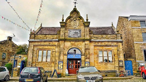 Longnor Craft Centre Is Now Part Of The Grapes Hotel Family.