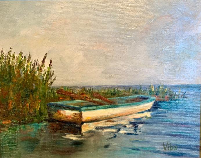 #9 Row Boat