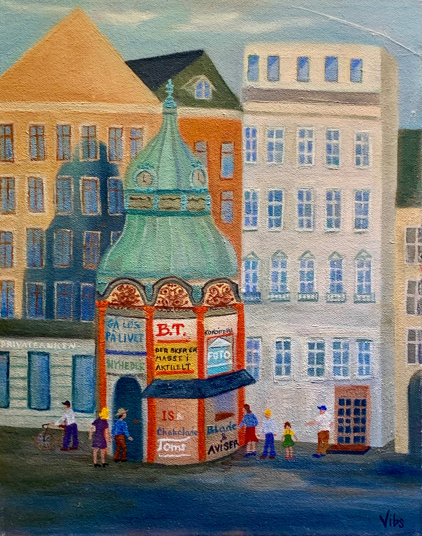 Copenhagen Kiosk