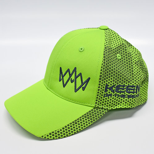 Keen of the Beach | CamoHex - Lime Shock Cap