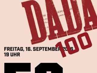 Club DADA 100 - Eine lange Nacht mit Konzert, Poetry-Slam, Filmen und Bar