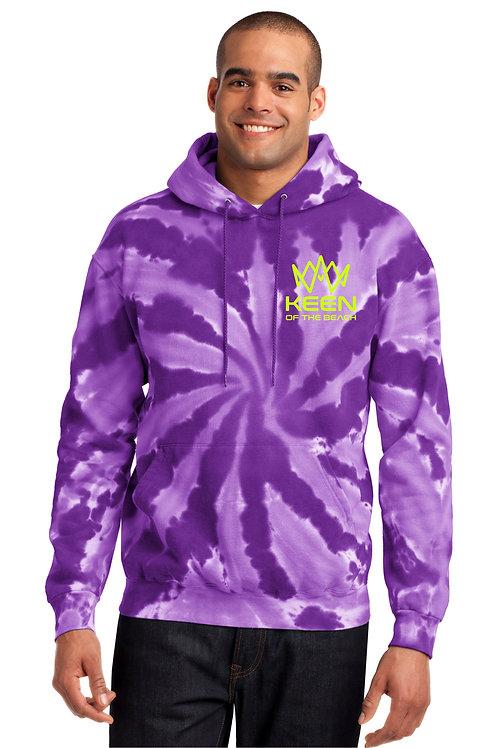 2018 Keen of the Beach - Tie Dye Sweatshirt