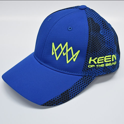 Keen of the Beach | CamoHex True Royal Cap
