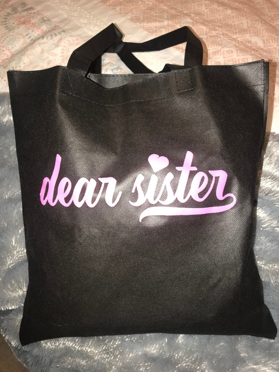 Dear Sister,