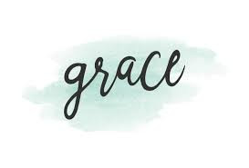 Have you given yourself too much grace?