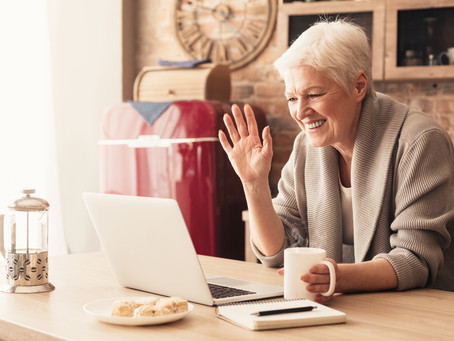 Staying connected in an increasingly digital world: Digital literacy program for seniors