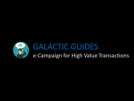 Received High Value information - Fret not