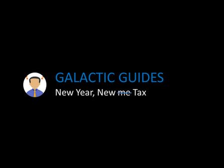 New Year, New Tax