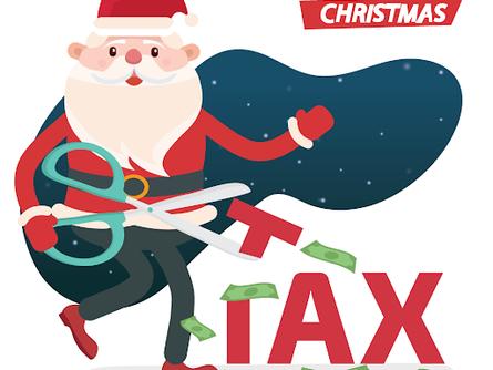 Tis the season... to be tax-y