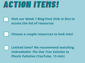 Please! Leave Plastic Behind.
