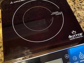 I Parted Ways With My Gas Stove For A $69 Induction Hot Plate.