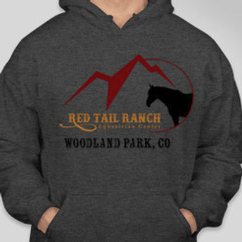 Red Tail Ranch Hoodie