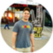 Travis Howe- owner of Fat T's Cookie