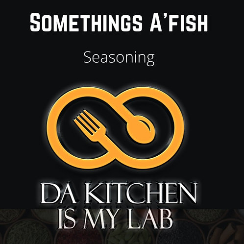 Something's A'fish
