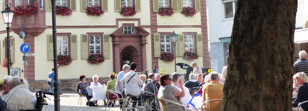 Marktplatz Bad Bergzabern