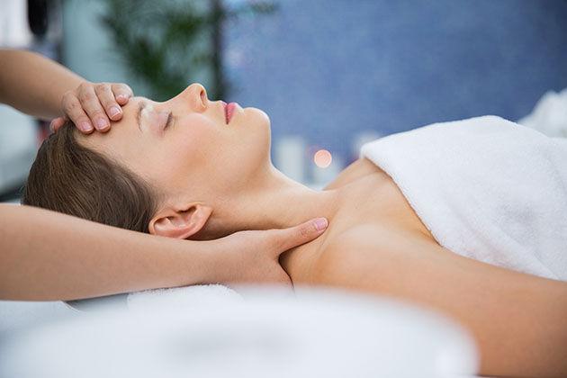 Massage 45mn - cabinet de St Clément