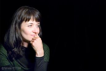 女人與狼(Sabine Delahaut 專訪2-1)   Entre femme et loup. ( entretien avec Sabine Delahaut 2-1)