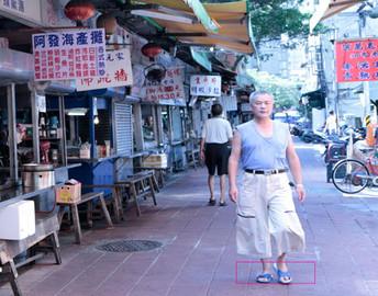 Sandales taïwanaises : l'efficacité avant tout