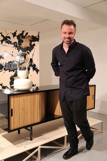 馬迪· 卡萊奈爾, 台灣味的傳遞者  Bambou suédois:interview de Matti Klenell