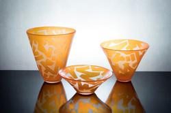 Yrami Orange Vessels
