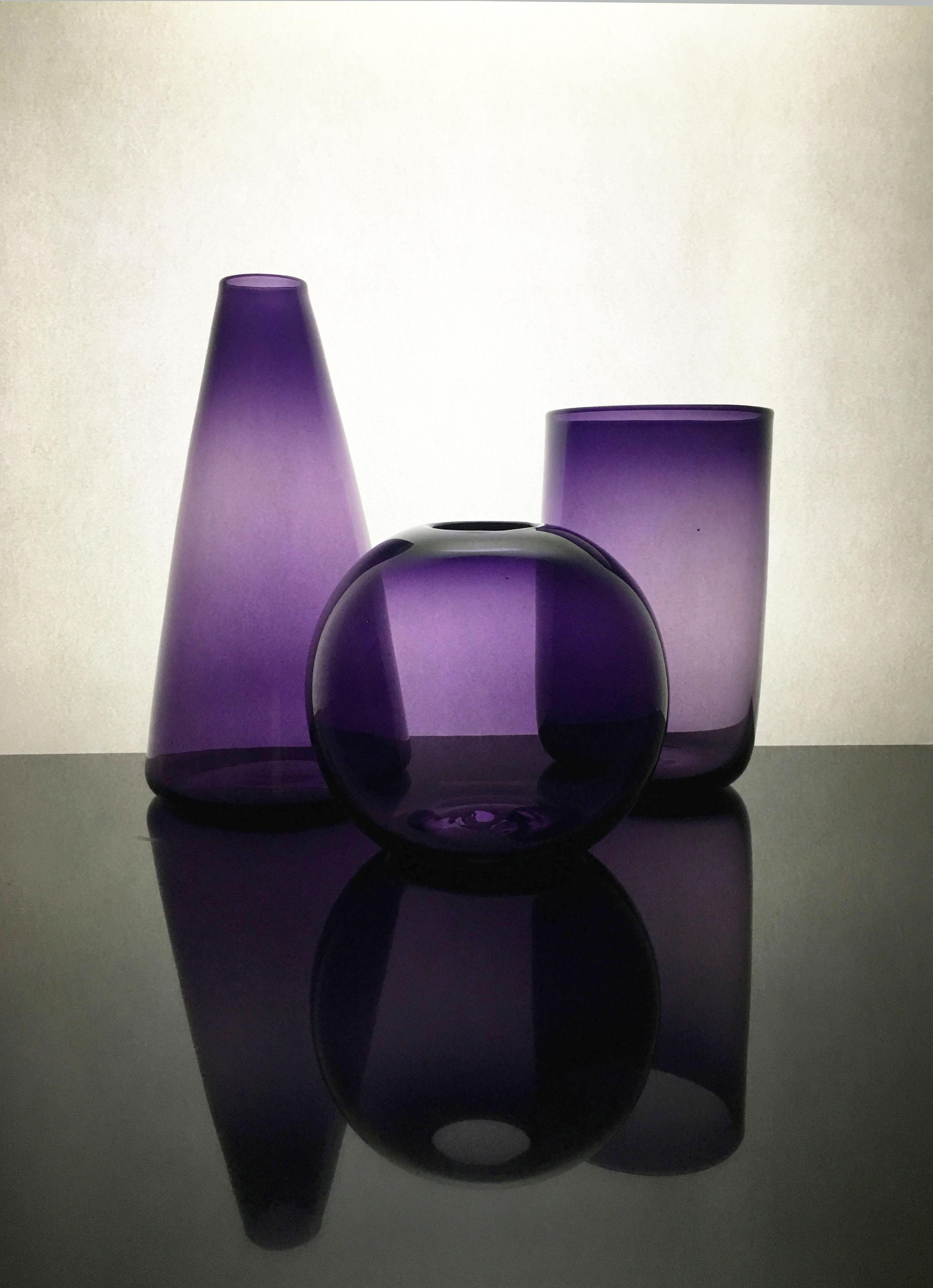 Building Block Forms Purple