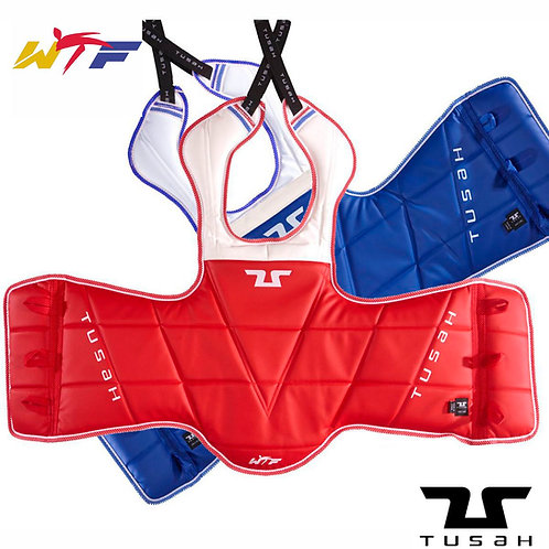 WTF Approved Taekwondo Trunk Protector