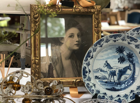 Timeless Beauty in Virginia: Annette La Velle Antiques